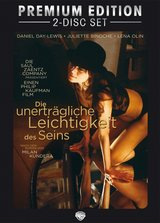 Die unerträgliche Leichtigkeit des Seins (Premium Edition, 2 DVDs) Poster