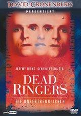Die Unzertrennlichen - Dead Ringers Poster