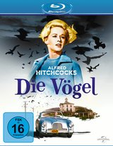 Die Vögel (50th Anniversary Edition) Poster