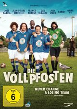 Die Vollpfosten - Never Change a Losing Team Poster