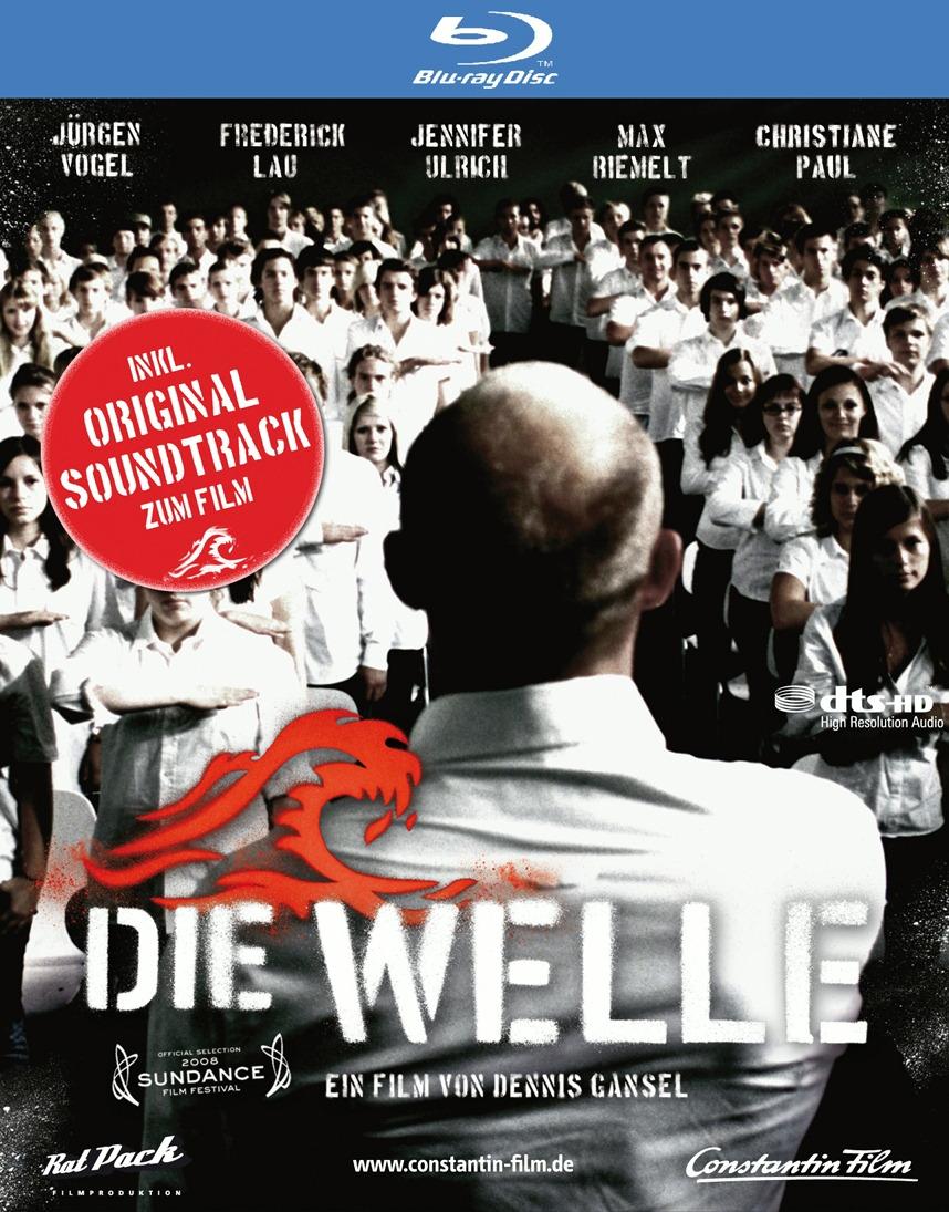 Die Welle (+ Audio-CD) Poster
