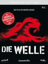 Die Welle (Premium Edition + Audio-CD) Poster