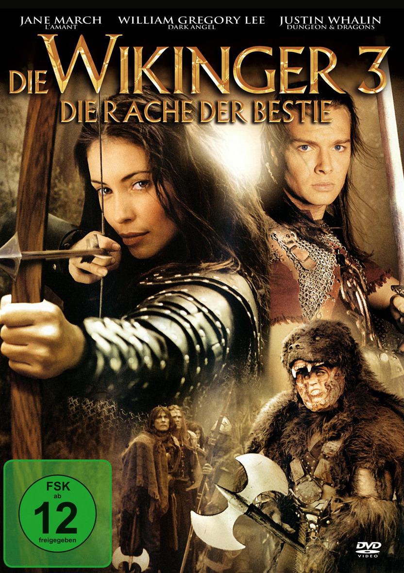Die Wikinger 3 - Die Rache der Bestie Poster