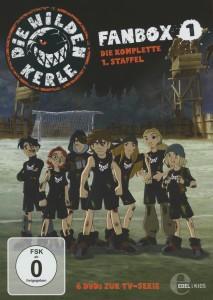 Die wilden Kerle - Fanbox 1 (6 Discs) Poster