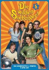 Die wilden Siebziger - Die komplette 5. Staffel (5 DVDs) Poster