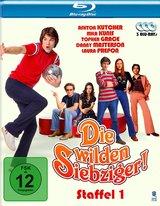 Die wilden Siebziger - Staffel 1 (3 Discs) Poster