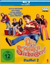 Die wilden Siebziger - Staffel 2 (3 Discs) Poster
