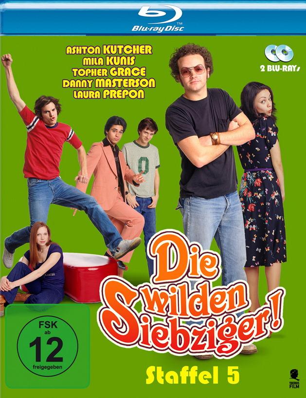 Die wilden Siebziger - Staffel 5 (2 Discs) Poster
