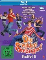 Die wilden Siebziger - Staffel 6 (2 Discs) Poster