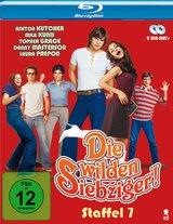 Die wilden Siebziger - Staffel 7 (2 Discs) Poster