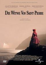 Die Witwe von St. Pierre Poster