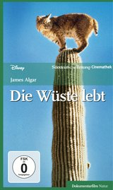 Die Wüste lebt Poster