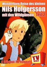 Die Wunderbare Reise des kleinen Nils Holgersson mit den Wildgänsen, Teil 02 Poster