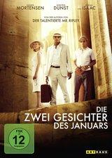 Die zwei Gesichter des Januars Poster