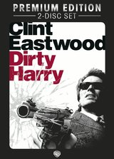 Dirty Harry (Premium Edition, 2 DVDs) Poster