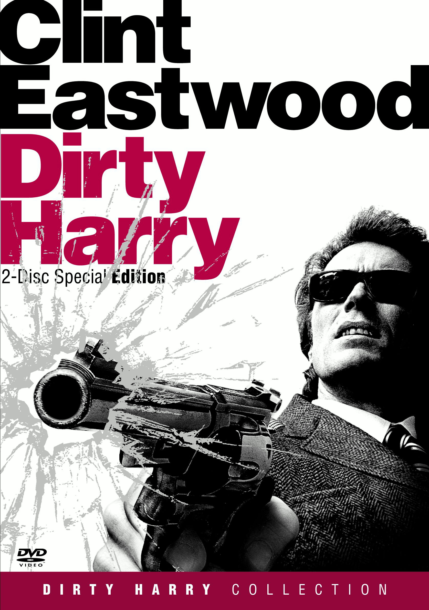 Dirty Harry (Special Edition, 2 DVDs) Poster