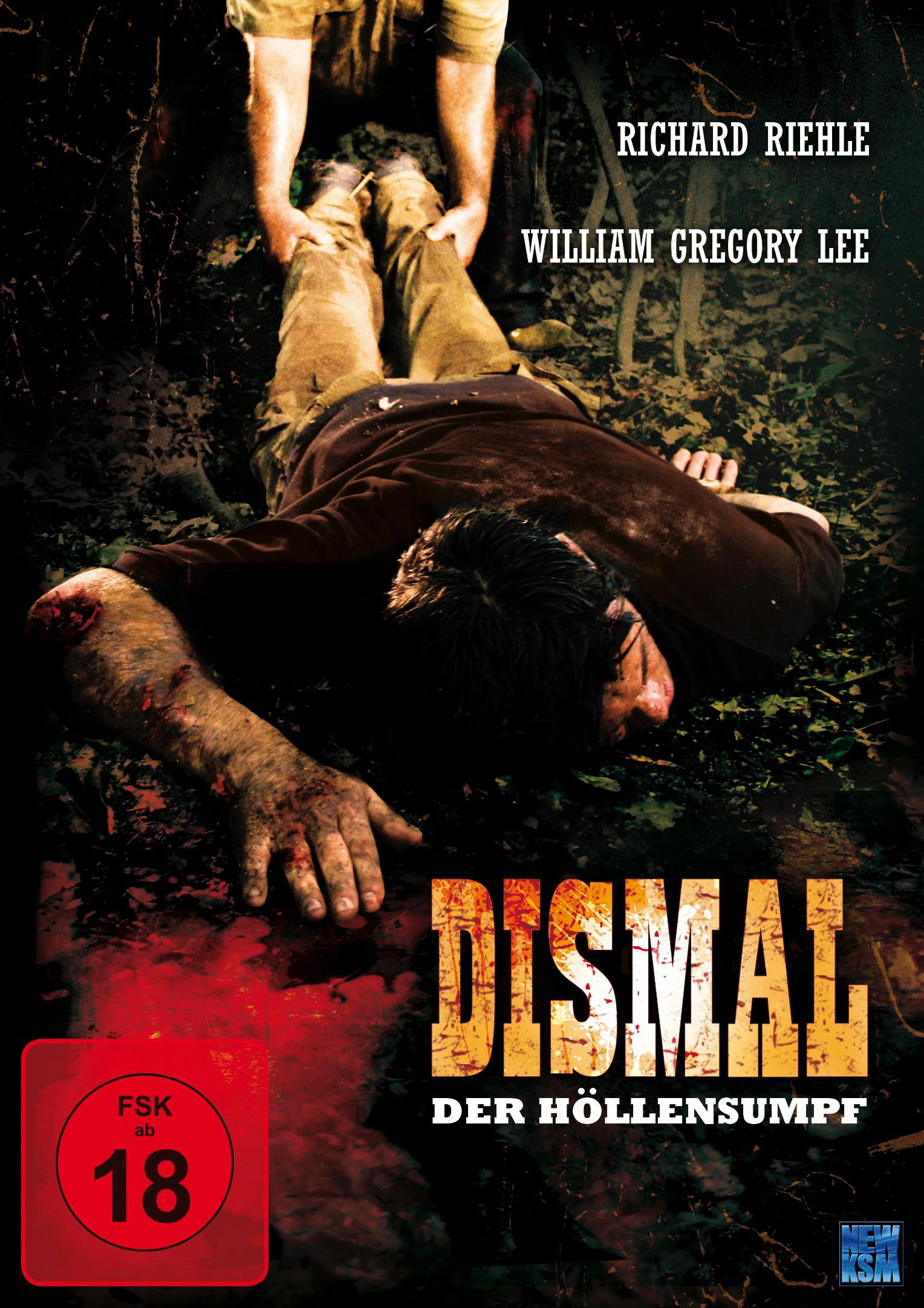 Dismal - Der Höllensumpf Poster