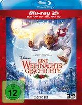 Disneys Eine Weihnachtsgeschichte (Blu-ray 3D, Blu-ray 2D, 2 Discs) Poster