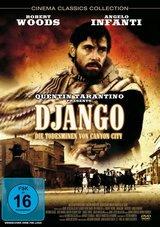 Django - Die Todesminen von Canyon City Poster