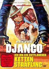 Django - Ich bin ein entflohener Kettensträfling Poster