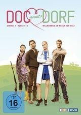 Doc meets Dorf, Staffel 1, Folge 01-08 (2 Discs) Poster