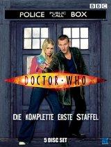Doctor Who - Die komplette erste Staffel (5 DVDs) Poster