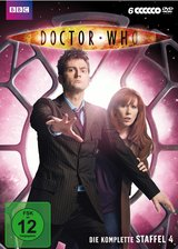 Doctor Who - Die komplette Staffel 4 (6 Discs) Poster