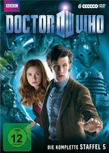 Doctor Who - Die komplette Staffel 5 (6 Discs) Poster