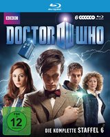 Doctor Who - Die komplette Staffel 6 (6 Discs) Poster