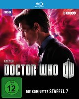 Doctor Who - Die komplette Staffel 7 (5 Discs) Poster