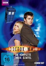 Doctor Who - Die komplette zweite Staffel (6 DVDs) Poster