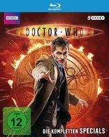 Doctor Who - Die kompletten Specials (4 Discs, + DVD) Poster