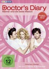 Doctor's Diary 1 & 2 - Männer sind die beste Medizin (4 Discs) Poster