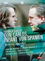 Don Carlos, Infant von Spanien (2 DVDs) Poster
