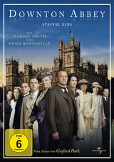Downton Abbey - Staffel eins (3 Discs) Poster