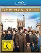 Downton Abbey - Staffel fünf Poster