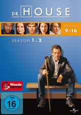 Dr. House - Season 1.2, Episoden 09-16 (2 DVDs) Poster