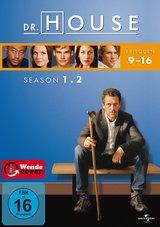 Dr. House - Season 1.2, Episoden 09-16 (2 DVDs) Poster