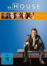 Dr. House - Season 1 (6 Discs) Poster