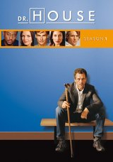 Dr. House - Season 1 (6 DVDs) Poster