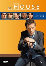 Dr. House - Season 2 (6 DVDs) Poster