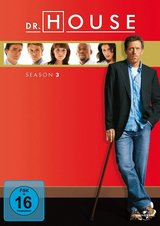 Dr. House - Season 3 (6 Discs) Poster