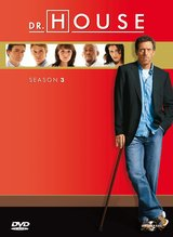 Dr. House - Season 3 (6 DVDs) Poster
