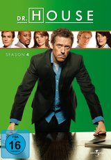 Dr. House - Season 4 Poster