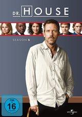 Dr. House - Season 5 (6 Discs) Poster