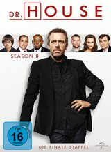Dr. House - Season 8 Poster