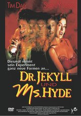 Dr. Jekyll und Ms. Hyde Poster