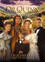 Dr. Quinn - Ärztin aus Leidenschaft: Die komplette dritte Staffel (5 DVDs) Poster