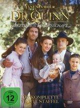 Dr. Quinn - Ärztin aus Leidenschaft: Die komplette vierte Staffel (7 DVDs) Poster
