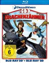 Drachenzähmen leicht gemacht (Blu-ray 3D, + Blu-ray 2D) Poster
